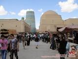 Itchan-Qala. Khiva, Ouzbékistan