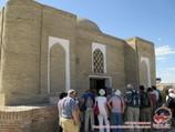 Mausoleo Chashma-Ayub. Bujara, Uzbekistán