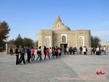 Мавзолей Чашма-Аюб. Бухара, Узбекистан