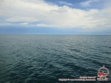 Issyk-kul Lake. Kyrgyzstan