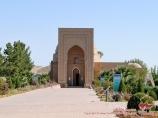 Hakim At-Termezi Mausoleum. Termez, Uzbekistan