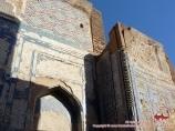 Дворец Ак-Сарай. Шахрисабз, Узбекистан