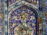 Palacio Ak-Saray. Shakhrisabz, Uzbekistán