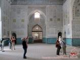 Dorut-Tillavat Memorial Complex. Shakhrisabz, Uzbekistan
