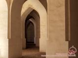 La mezquita Kok-Gumbaz. Shakhrisabz, Uzbekistán