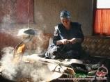 "Soierie ""Yodgorlik"". Ouzbékistan, Marguilan"