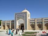 Ensemble de Bahawdine Naqshband. Boukhara, Ouzbékistan