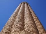 Minaret de Djarkourgan. Termez, Ouzbékistan