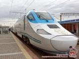 Скоростной поезд «Афросиаб». Узбекистан