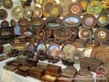 Сувенирная лавка. Узбекистан
