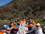 Пикник в горах Чимгана