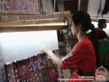 Handmade Carpets. Carpet weaving in Uzbekistan