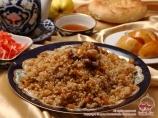 Узбекский плов. Узбекская национальная кухня