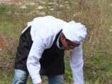 Мастер-класс по приготовлению плова. Горы Чимгана, Узбекистан