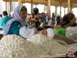 Колоритный узбекский базар. Рынок в Узбекистане