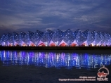 Baku Crystal Hall. Bakou, Azerbaïdjan