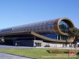 Azerbaijan Carpet Museum. Baku, Azerbaijan