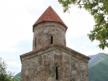 Church of Kish (1st-4th cent.). Kish, Azerbaijan