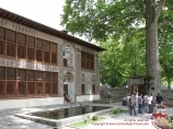 Les palais de khans. Cheki, Azerbaïdjan