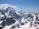 Урочище Казнок. Фанские горы