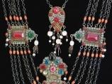Las joyas del pueblo uzbeko