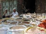Еда в Кашгаре. Китай