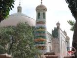 Гробница Абах Ходжа. Кашгар, Китай