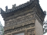Wujian Building. The Great Mosque Xian