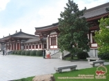 Royal garden of Tang Dynasty. Xian, China