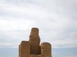 Jiaohe ruins near Turfan
