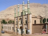 City mosque in Turfan