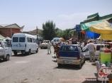 Рынок. Ош, Кыргызстан