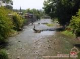 Канал Ак-Буур. Ош, Кыргызстан
