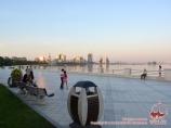 Набережная, Бульвар Баку