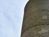 Девичья башня. Баку, Азербайджан