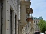 Место, где снимали эпизод фильма «Бриллиантовая рука». Баку, Азербайджан