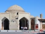 Bukhara Domed Shopping Arcades. Uzbekistan