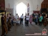 Tim Abdullah-Khan Domed Shopping Arcade. Bukhara, Uzbekistan