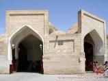 Coupole de commerce Toqi-Zargaron. Boukhara, Ouzbékistan