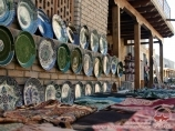 Magasin de souvenirs. Ouzbekistan