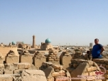 Panorama de Khiva. Ouzbekistan