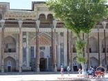 Complexe Bolo House. Ouzbékistan, Boukhara