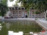 Bolo Hauz Complex. Uzbekistan, Bukhara