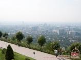 Hill Kok-Tyube. Almaty, Kazakhstan