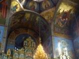 Uspensky-Kathedrale. Astana, Kasachstan