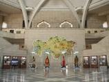 Museo Central del Estado de la República de Kazajstán, Almaty
