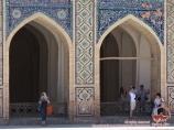 Complexe Poi-Kalyan (cour - XII-XVI siècles). Boukhara, Ouzbékistan
