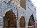 Madrasah Ulugbek (XVème siècle). Samarkand, Ouzbékistan
