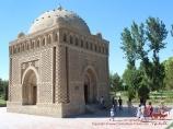 Ismail Samani Mausoleum. Bukhara, Uzbekistan