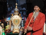 Souvenirs au Turkménistan